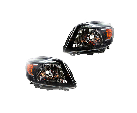 Headlight for Ford Ranger 2009-2011 pair view SCH108