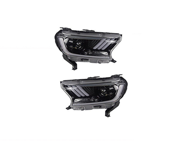 Headlight for Ford Ranger 2015 front view SCH107