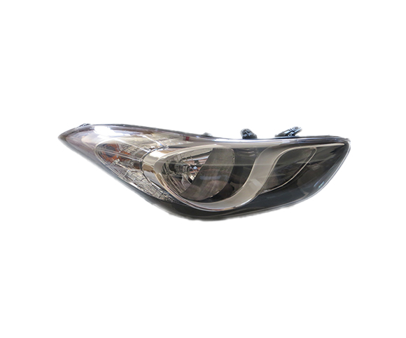 Headlight for Hyundai Elantra, 2011-2012 right view SCH120