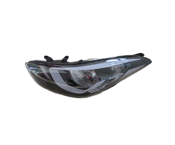 Headlight for Hyundai Elantra, 2014-2016 right view SCH121