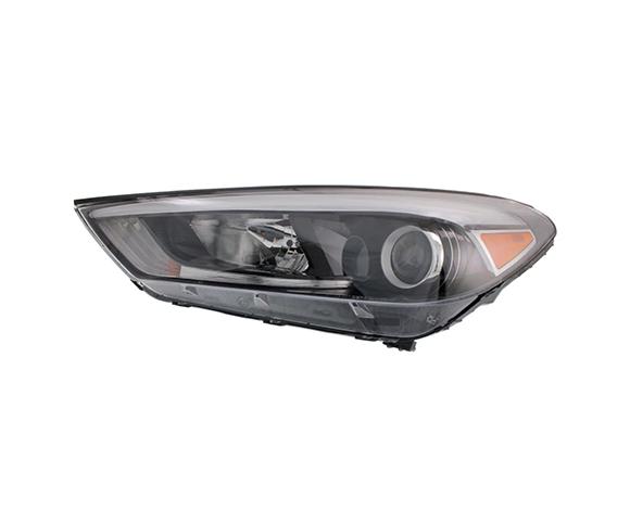 Headlight for Hyundai, Tucson,III 2016-2018 left view SCH124