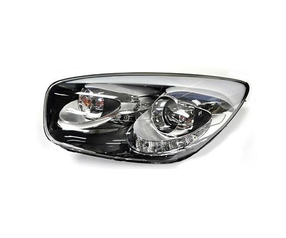 Headlight for Kia Picanto III-15, 2014-2015 left view SCH119