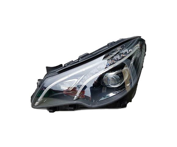 Headlight for Mercedes Benz E-Class W207, 2014 up, front view SCH82