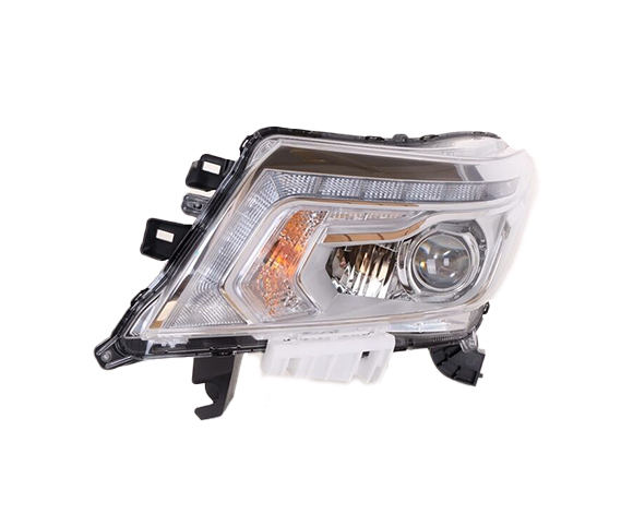 Headlight for Nissan Navara 2015 front view SCH117