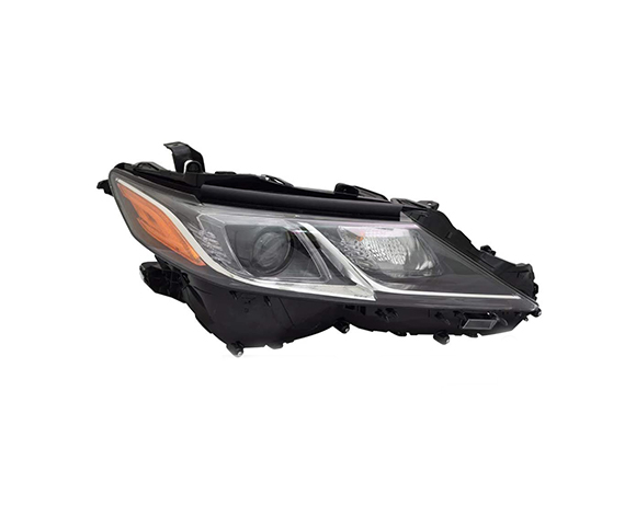 Headlight for Toyota Camry L:LE:SE American version 2018 front view SCH97