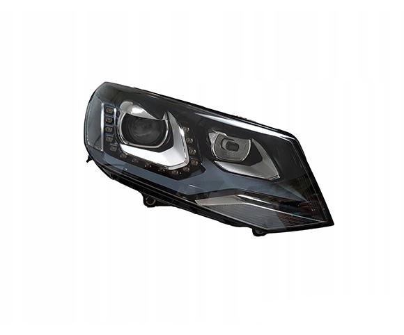Headlight for VW Touareg 2014 front view SCH88