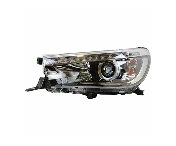 LED Headlight for Toyota Hi-Lux Pickup 2015-2018 front view SCH99
