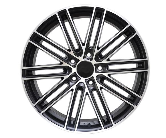 Car wheel hub for Porsche front view SCWH2215